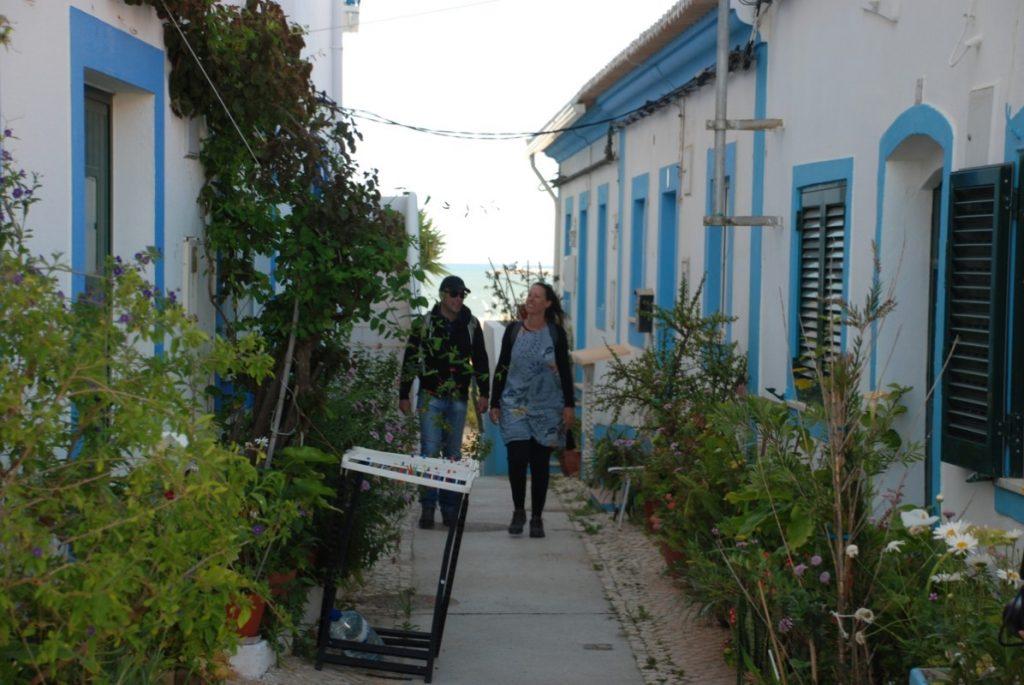 Walking in the West Algarve Ferragudo