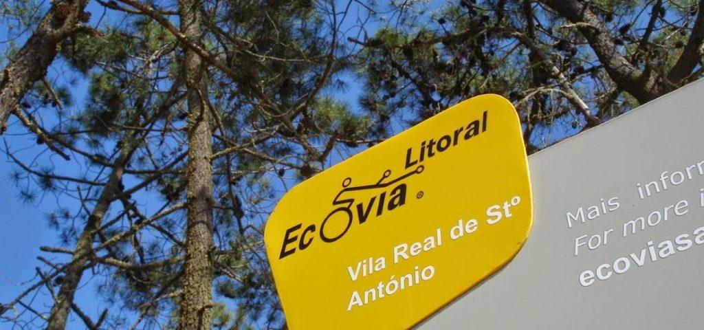 Ecovia in the East Algarve