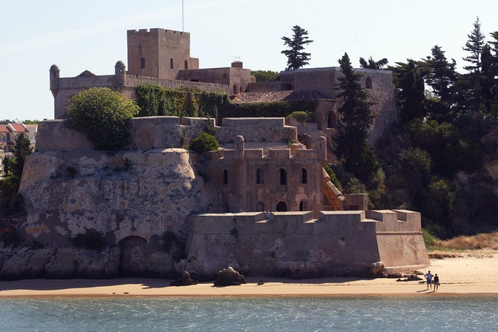 Ferragudo Fortress