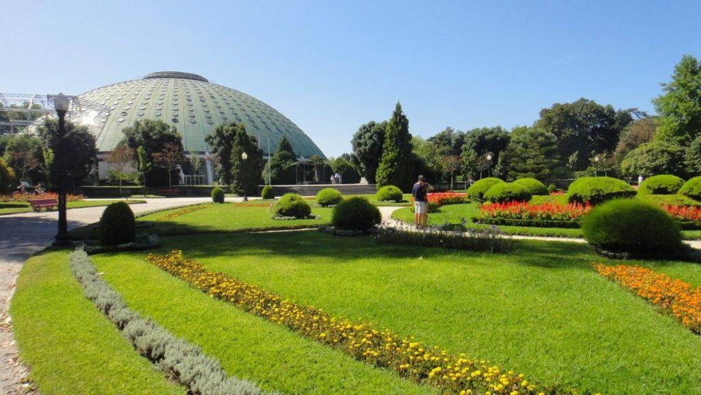 Palacio Cristal Porto