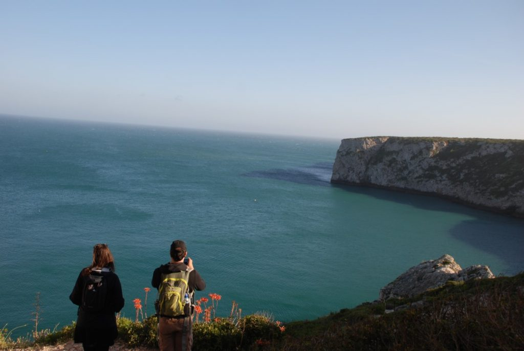 Dramatic Views from West Algarve cliffs
