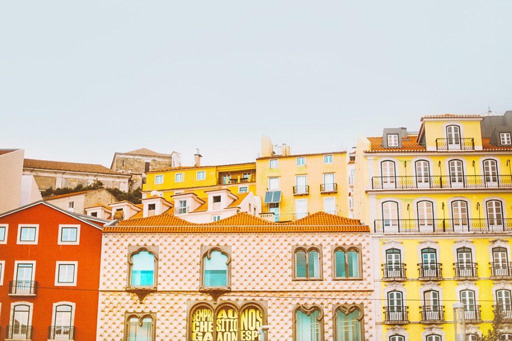 Saramago house in Lisbon