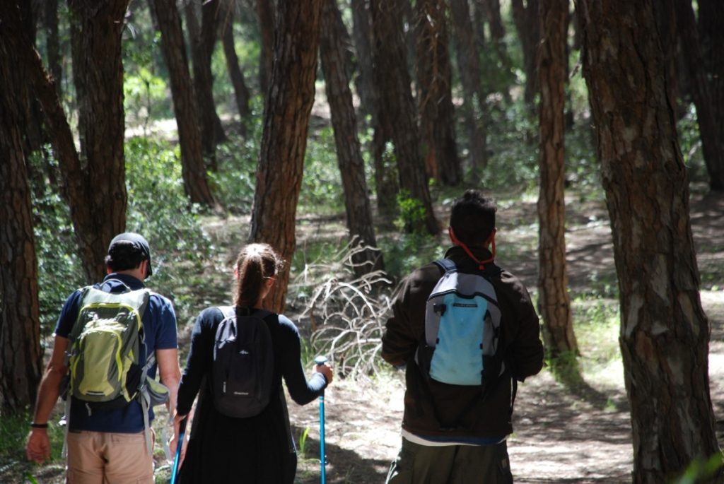 Walking holidays with friends in the West Algarve