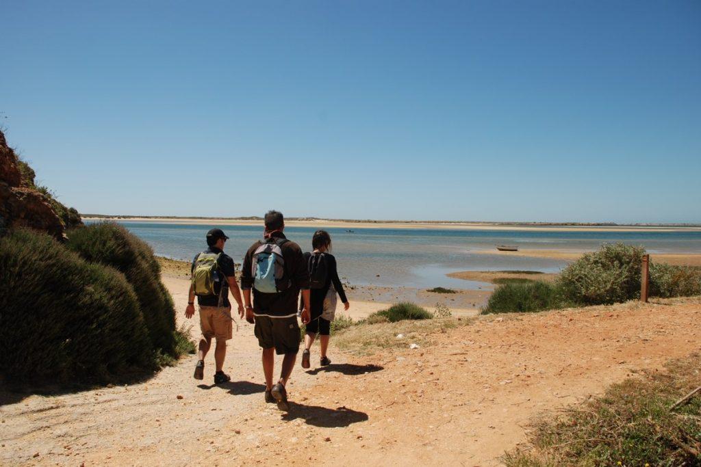 Walking West Algarve Alvor