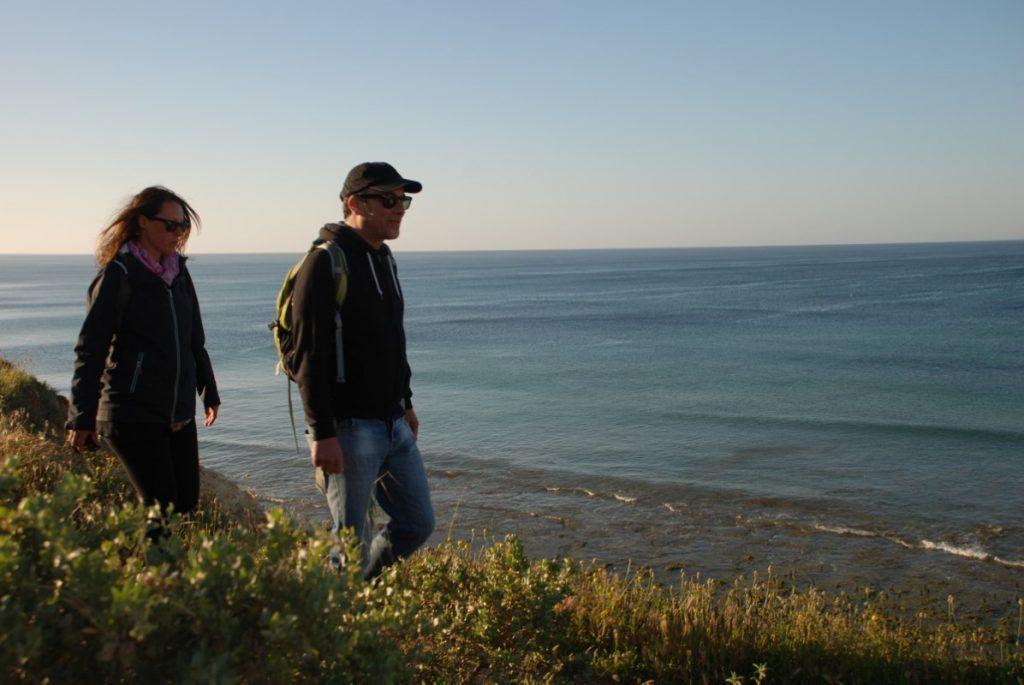 Algarve coastal walk