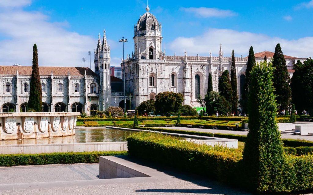 Jeronimos Monastery Lisboa