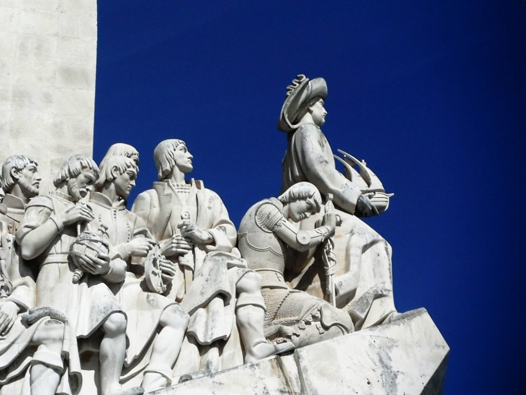 Lisbon, Monument to the Discoveries