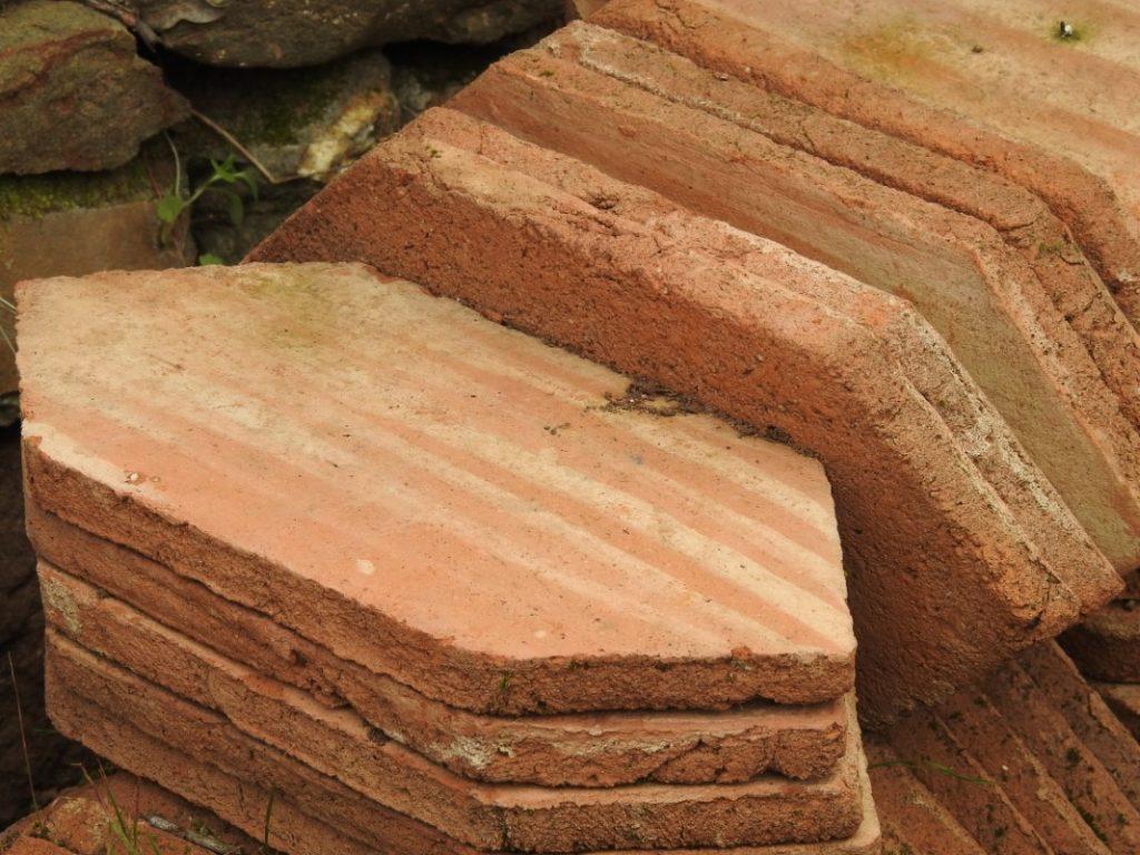 Santa Catarina Fonte Bispo tiles