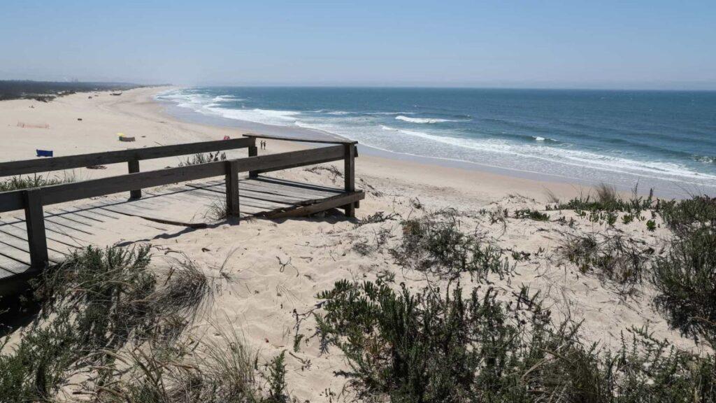 Beach Figueira da Foz