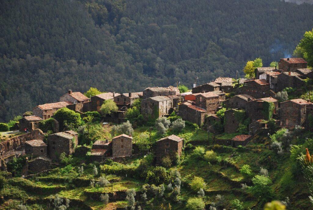 Aldeias de xito in Central Portugal