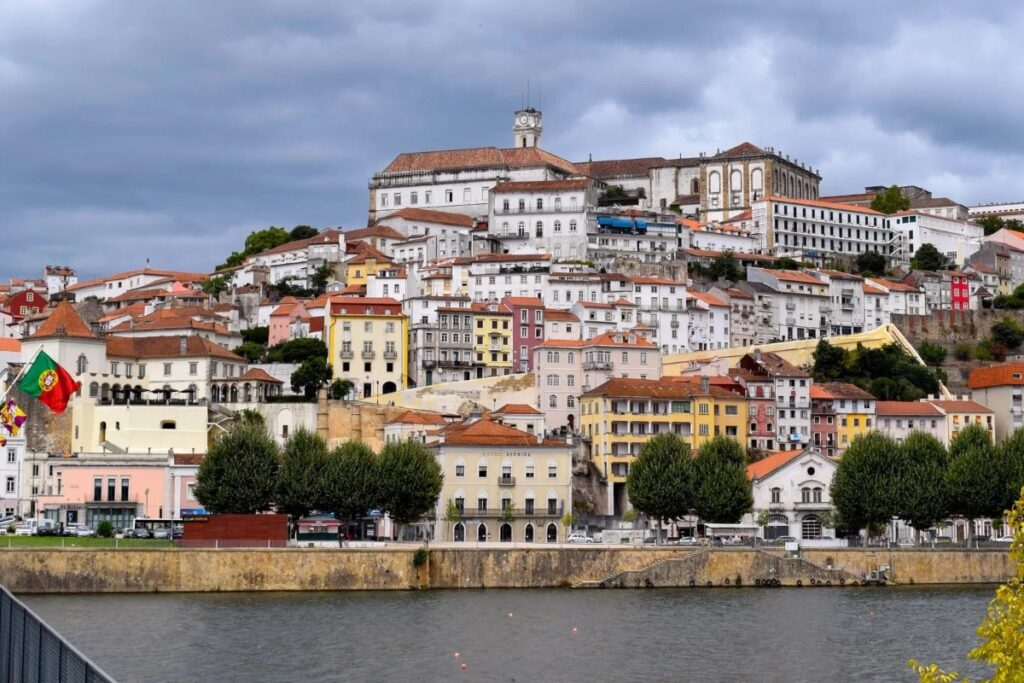 Coimbra, home to one of the oldest Universities in the world