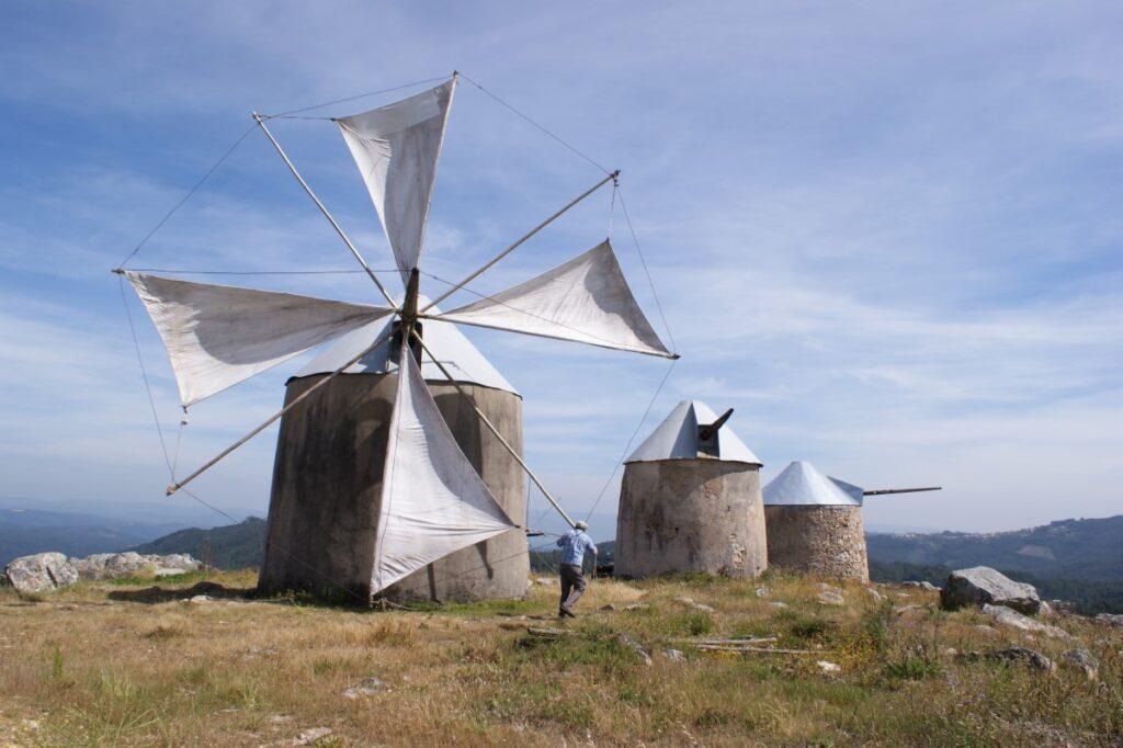 Penacova windmills