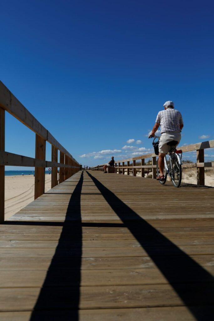 Montegordo boardwalk