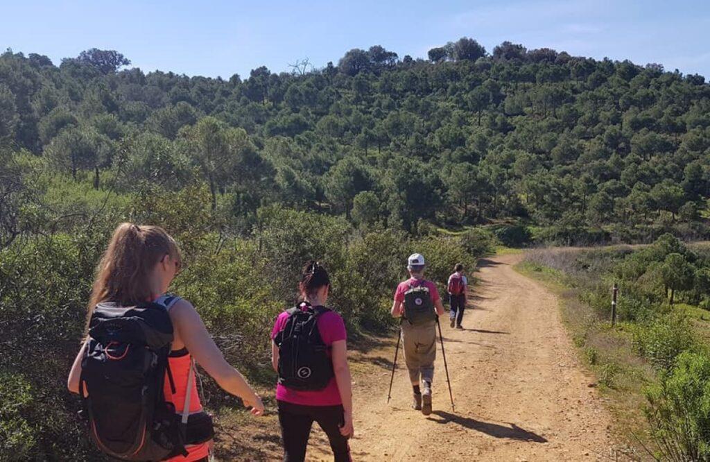 Walk in Algarve Caldeirão Mountains