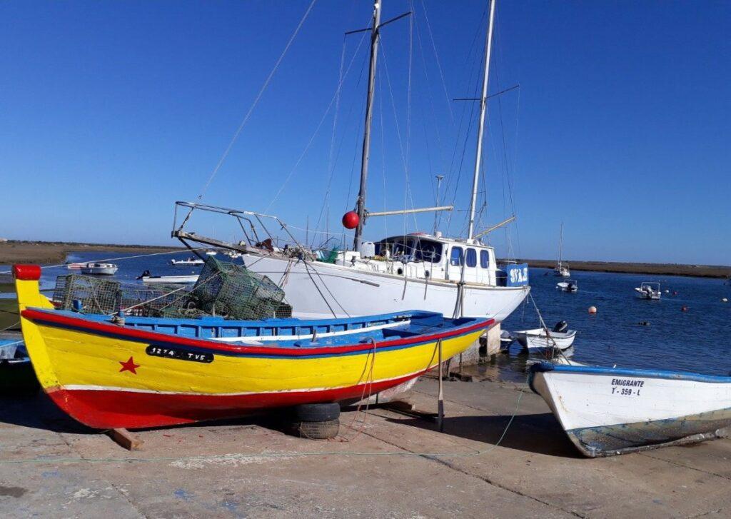 Fishing boat - Santa Luzia