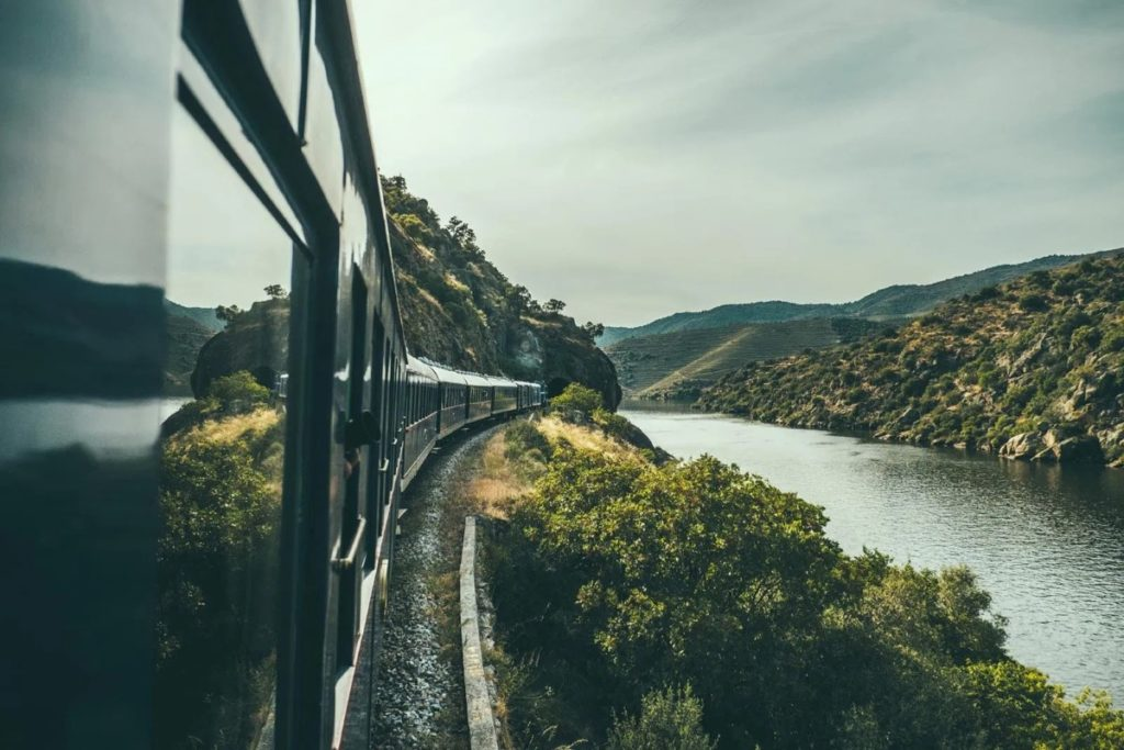 Train in Douro line - Take the train, and enjoy your holidays in this timeless and magical place!