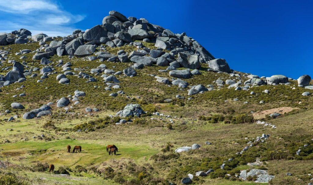 Outstanding beauty Peneda National Park: Portugal