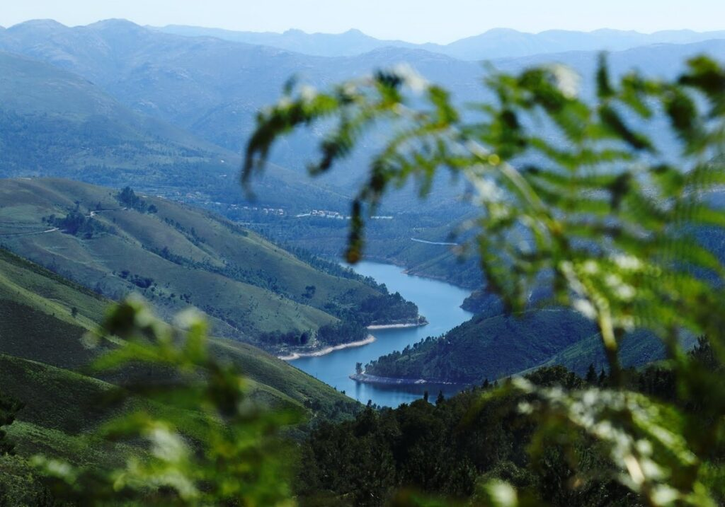 Peneda-Gerês National Park beautiful and varied scenery