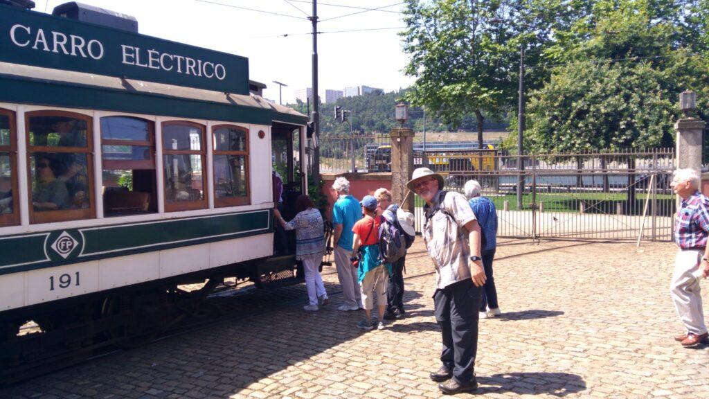 Privat Train Tour in Porto