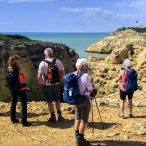 Walking group in western Algarve Carvoeiro