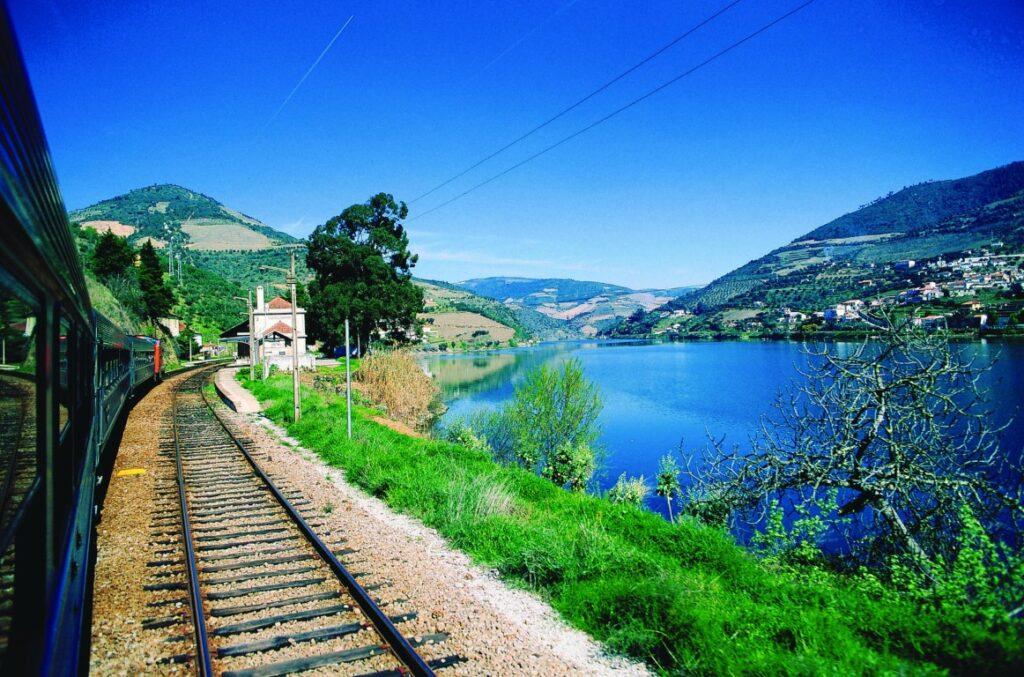 Douro most scenic rail routes in Portugal