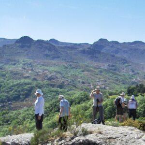 Geres walking group