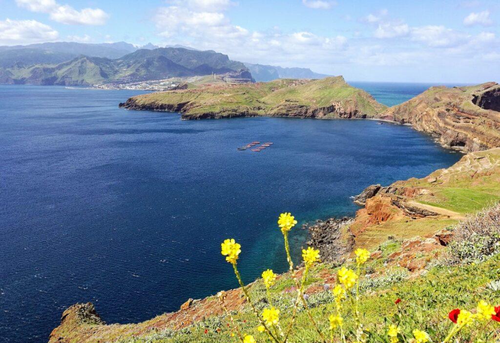 Ponta São Lourenço Madeira