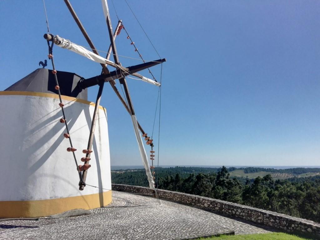 Sardoal Windmill Santarem Inland Portugal N2