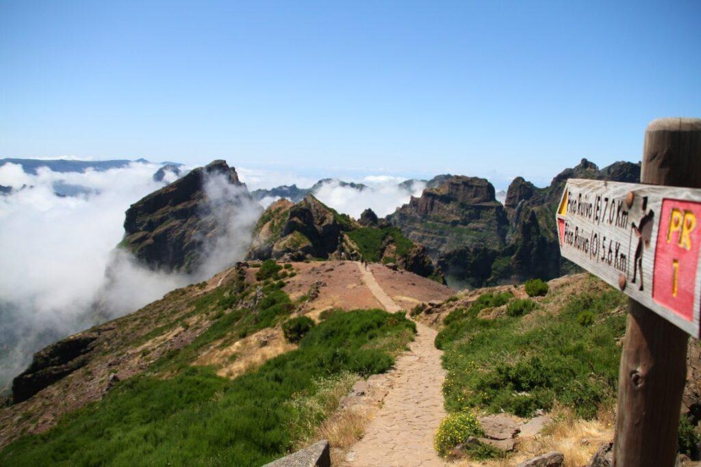 Picos Trails Madeira