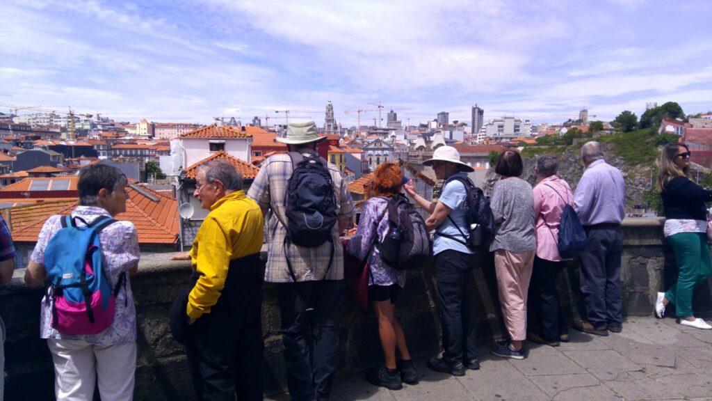 Porto Viewpoint over the Douro